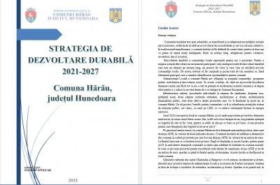 STRATEGIA DE DEZVOLTARE DURABILĂ 2021-2027